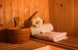 Финская баня в домашних условиях